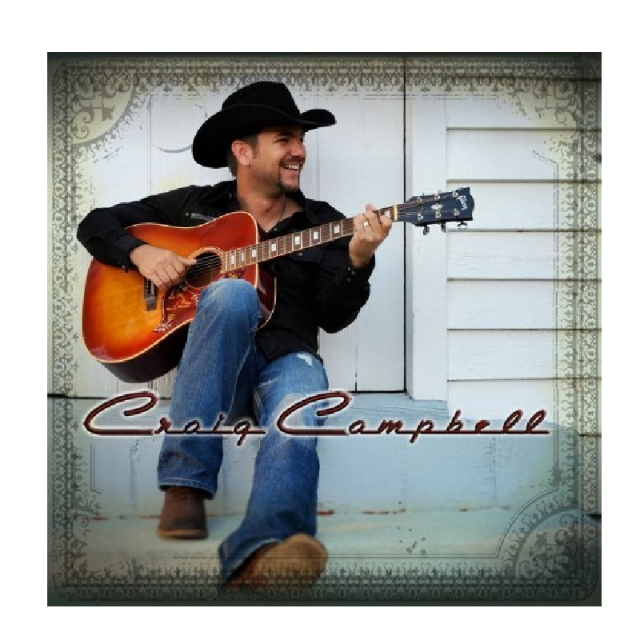 Craig Campbell Self Titled CD